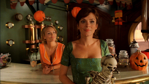 Image result for pushing daisies girth